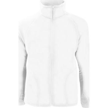 Textiel Heren Fleece Result Micron Wit