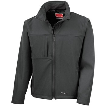 Textiel Heren Wind jackets Result R121X Zwart