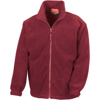 Textiel Heren Fleece Result Active Bourgondië