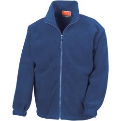 Textiel Heren Fleece Result Active Koninklijk
