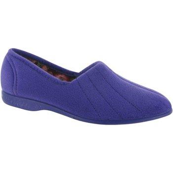 Schoenen Dames Sloffen Gbs  Lila