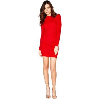 Textiel Dames Korte jurken Girls On Film  Rood