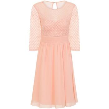 Textiel Dames Korte jurken Little Mistress  Roze