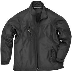 Textiel Heren Wind jackets Portwest Oregon Zwart