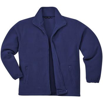 Textiel Heren Fleece Portwest Argyll Marine
