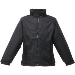 Textiel Heren Windjacken Regatta TRA301 Zwart