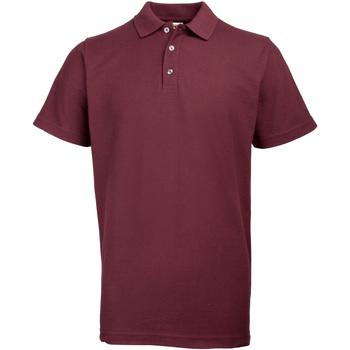 Textiel Heren Polo's korte mouwen Rty Workwear Heavyweight Bourgondië