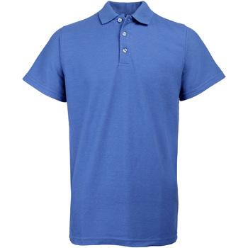 Textiel Heren Polo's korte mouwen Rty Workwear Heavyweight Koninklijk