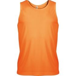 Textiel Heren Mouwloze tops Kariban Proact Proact Oranje