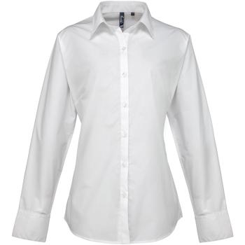Textiel Dames Overhemden Premier Supreme Wit