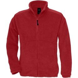 Textiel Heren Fleece B And C Icewalker Rood