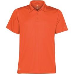 Textiel Heren Polo's korte mouwen Stormtech Performance Oranje