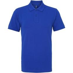 Textiel Heren Polo's korte mouwen Asquith & Fox AQ010 Koninklijk