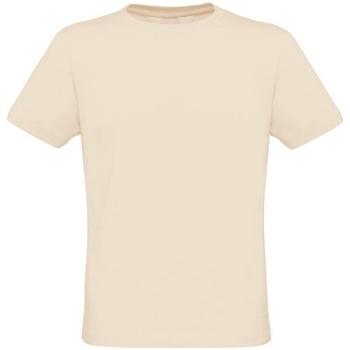 Textiel Heren T-shirts korte mouwen B And C Biosfair Natuurlijk