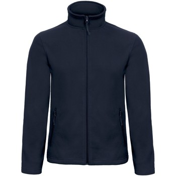 Textiel Heren Fleece B And C ID 501 Marine