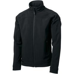 Textiel Heren Fleece Nimbus Softshell Zwart