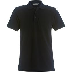 Textiel Heren Polo's korte mouwen Kustom Kit KK435 Marine