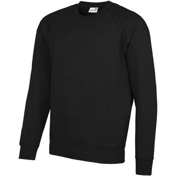 Textiel Heren Sweaters / Sweatshirts Awdis AC001 Zwart