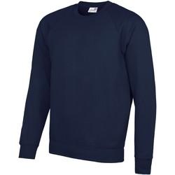 Textiel Heren Sweaters / Sweatshirts Awdis AC001 Marine