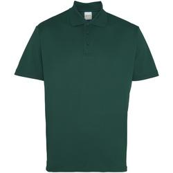 Textiel Heren Polo's korte mouwen Rty Workwear Performance Fles