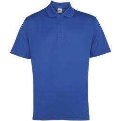Textiel Heren Polo's korte mouwen Rty Workwear Performance Koninklijk