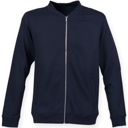 Textiel Heren Wind jackets Skinni Fit Bomber Marine