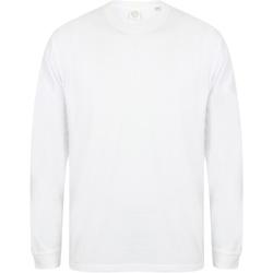 Textiel Heren Sweaters / Sweatshirts Skinni Fit Slogan Wit