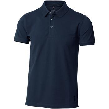 Textiel Heren Polo's korte mouwen Nimbus Stretch Marine