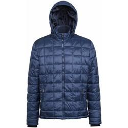 Textiel Heren Dons gevoerde jassen 2786 TS025 Marine