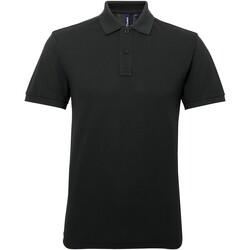 Textiel Heren Polo's korte mouwen Asquith & Fox AQ015 Fles