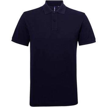 Textiel Heren Polo's korte mouwen Asquith & Fox Performance Marine