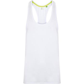 Textiel Heren Mouwloze tops Tombo TL504 Wit