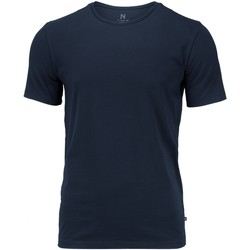 Textiel Heren T-shirts korte mouwen Nimbus Montauk Marine