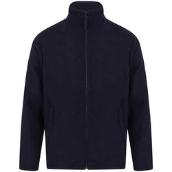 Textiel Heren Fleece Henbury  Marine