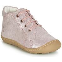 Schoenen Meisjes Laarzen GBB VEDOFA Roze