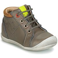 Schoenen Jongens Hoge sneakers GBB TARAVI Grijs
