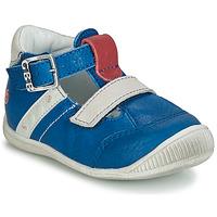 Schoenen Jongens Sandalen / Open schoenen GBB BALILO Blauw / Grijs / Rood