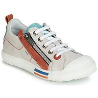 Schoenen Jongens Lage sneakers GBB STELLIO Wit