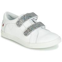 Schoenen Meisjes Lage sneakers GBB BALOTA Wit