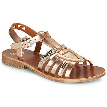 Schoenen Meisjes Sandalen / Open schoenen GBB FANNI Brons
