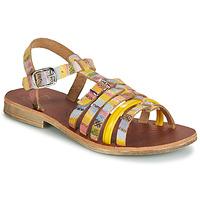 Schoenen Meisjes Sandalen / Open schoenen GBB BANGKOK Multicolour
