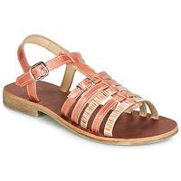 Schoenen Meisjes Sandalen / Open schoenen GBB BANGKOK Corail
