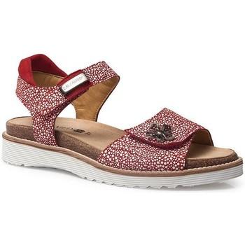 Schoenen Dames Sandalen / Open schoenen Calzamedi S  EURIA ROJO