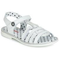 Schoenen Meisjes Sandalen / Open schoenen Catimini MUNDA Wit