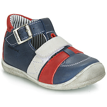Schoenen Jongens Sandalen / Open schoenen Catimini TIMOR Marine / Rood