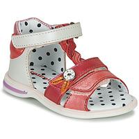 Schoenen Meisjes Sandalen / Open schoenen Catimini GOROKA Wit