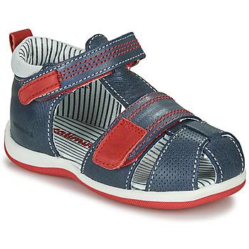 Schoenen Jongens Sandalen / Open schoenen Catimini BALIMO Marine