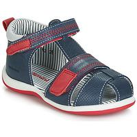Schoenen Jongens Sandalen / Open schoenen Catimini BALIMO Blauw