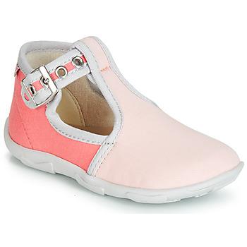 Schoenen Meisjes Sloffen GBB GARALA Roze