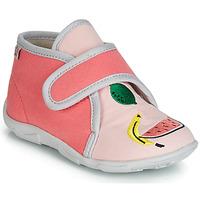 Schoenen Meisjes Sloffen GBB MASSINA Roze